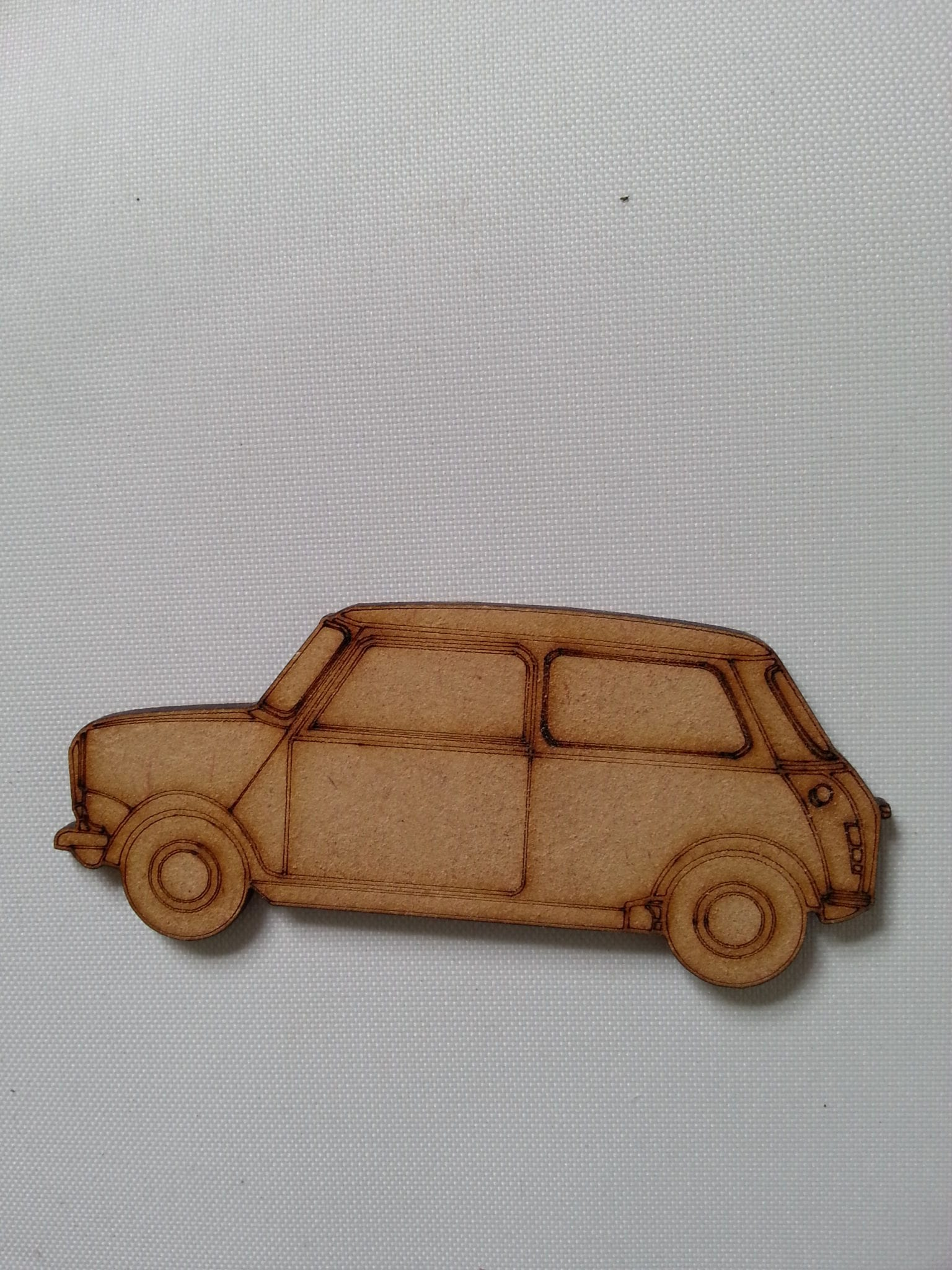 20x Plane With Detail 4cm Wood Craft Embelishments Laser Cut Shape MDF